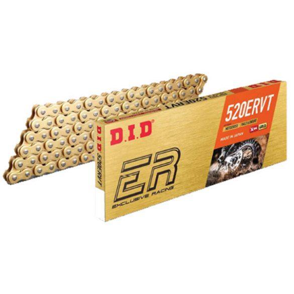 DID 520 ERVT X-gyűrűs erősített lánc