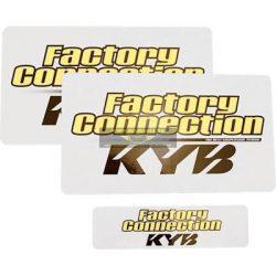 Factory Connection teleszkóp matricák