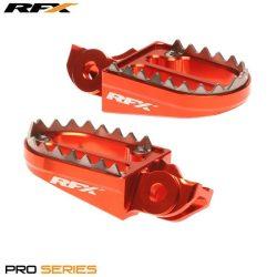 RFX Pro Series Shark lábtartó (Orange) KTM SX85 18-19 SX125-450 16-19 (kivéve 250 2T)