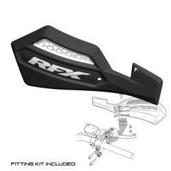 RaceFX RFX Series1 kézvédő, feket