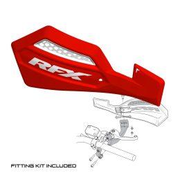 RaceFX RFX Series1 kézvédő, piros