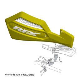 RaceFX RFX Series1 kézvédő, sárga