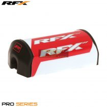 RFX Pro Series F7 Taper Bar Pad 28.6mm piros