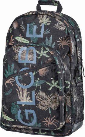 Batoh Globe Jagger III Backpack Light Black/Multi hátizsák