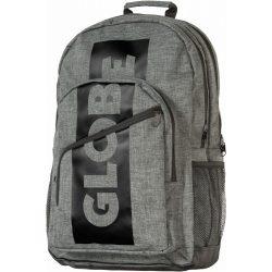 Batoh Globe Jagger III Backpack Light Grey/Black  hátizsák