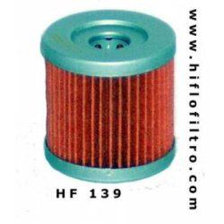 HF139 motorkerékpár szűrő
