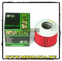 HF 151 motorkerékpár szűrő