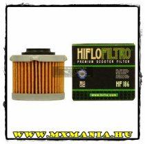 HF 186 motorkerékpár szűrő