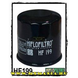 HF 199 motorkerékpár szűrő