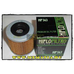 HF 563 motorkerékpár szűrő