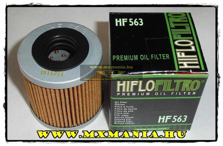 HF 563 motorkerékpár szűrő - Mxmania Monster Energy webshop 2e275e7882