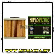 HF 566 motorkerékpár szűrő