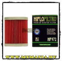 HF 972  motorkerékpár szűrő