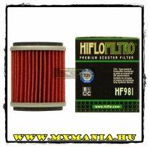 HF 981  motorkerékpár szűrő