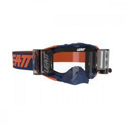 Leatt MX Velocity 6.5 Roll-off Orange-Blue szemüveg