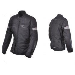 Ayrton Radical Black-grey motoros kabát