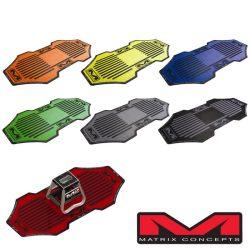 Matrix Worx Mat motoralá szőnyeg, Narancs színben