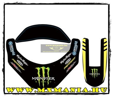 04646e48fa N-Style Leatt Brace Pro circiut Monster matrica - Mxmania Monster ...