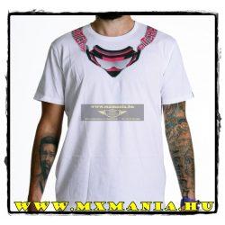 Pitcha Gagl Premium póló, Fehér színben