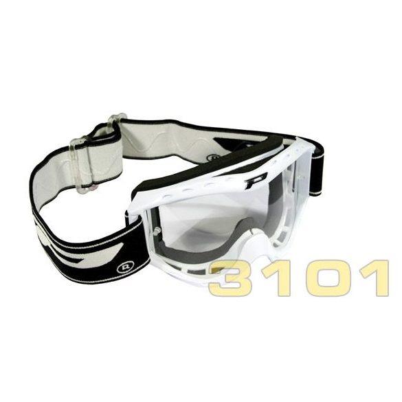 Progrip 3101  gyerek cross szemüveg, 7 féle színben