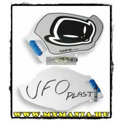 UFO bemutató tábla
