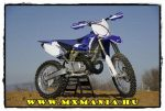 UFO Yamaha eredeti matricaszett YZ125+250 motorhoz