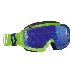 Scott Hustle cross szemüveg, zöld-kèk