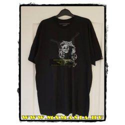 Asterisk póló, Fekete