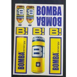 BOMBA MATRICA SZETT 25×17CM