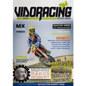 Vidoracing Motocross Magazin újság