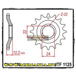 JT Sprockets első lánckerék, 1125, Aprilia ETX/Pegaso/Tuareg