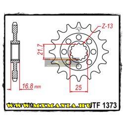 JT Sprockets első lánckerék, 1373, Honda CT/CTX/NC