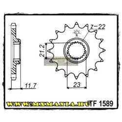 JT Sprockets első lánckerék, 1589, Yamaha SRX400