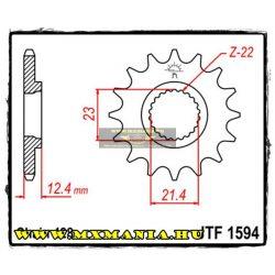 JT Sprockets első lánckerék, 1594, Yamaha XG/XT/YBR-250