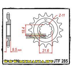 JT Sprockets első lánckerék, 285, Honda CR250/500