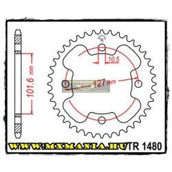 JT Sprockets hátsó lánckerék, 1480,