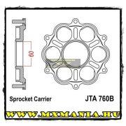 JT Sprockets hátsó lánckerék adapter, 760B