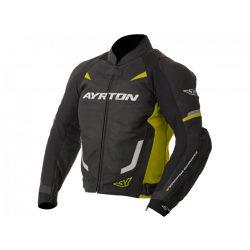 Ayrton  ffi dzseki evoline fekete-sárga bőr 58 méret