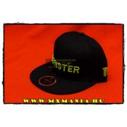 Monster Energy New Era sapka, Fekete