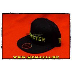Monster Energy New Era sapka, Fekete