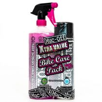 Muc-Off Bike Cleaner and Bike Spray duo pack