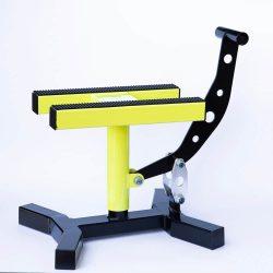 MX Works Pro motoremelő bak, sárga-fekete színben