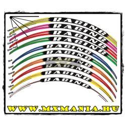 Progrip 5026 Racing diszcsik 12db-os, fényvisszaverős