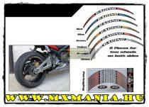 Progrip 5026 Racing diszcsik 8db-os, fényvisszaverős