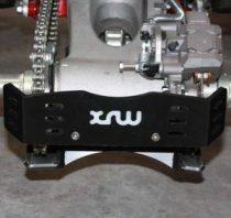 Xrw Racing hátsó ütköző, PHD