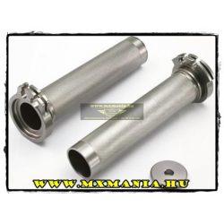 Zeta alumínium gázszektor