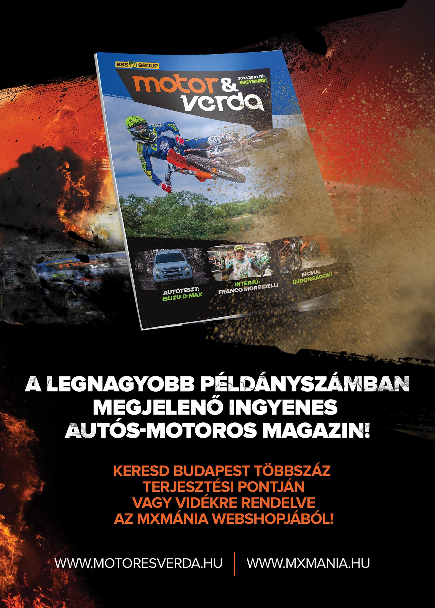 Motor&Verda magazin