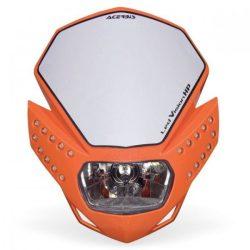 Acerbis LED Vision HP lámpaidom, öt féle színben