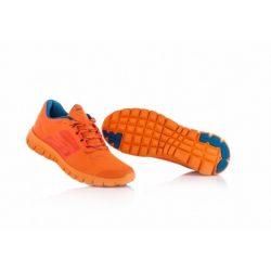 Acerbis Corporate Running cipő, Fluo Narancs