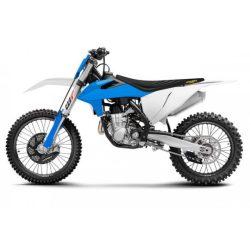 Acerbis full plastic kit KTM SX/SFX 2019 - WHITE/BLUE